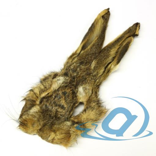Маска зайца Wapsi Hares Mask with Ears Natural
