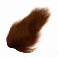 Кусочки хвоста оленя WAPSI Bucktail Medium Brown