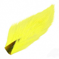 Кусочки хвоста оленя WAPSI Bucktail Medium Fl. Yellow