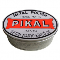 Полироль PIKAL Metal Polish NERI 250g фото