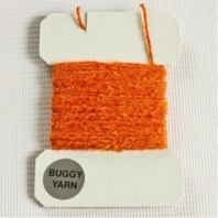 Пряжа WAPSI Buggy Nymph Yarn Bright Orange