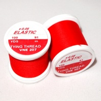 Нить Hends Elastic Thread 207 Red