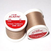 Нить Hends Elastic Thread 203 Brown Beige