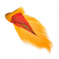 Кусочки хвоста оленя WAPSI Bucktail Medium Fl. Orange