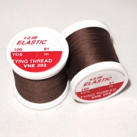 Нить Hends Elastic Thread 202 Dark Brown