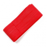 Материал для ножек Hareline Round Rubber Fine Red