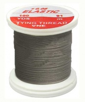 Нить Hends Elastic Thread 210 Iron Gray