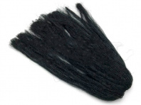 Пряжа Hareline Sparkle Emerger Yarn Black