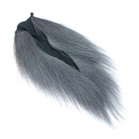 Кусочки хвоста оленя WAPSI Bucktail Medium Shad Gray