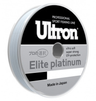 Леска ULTRORN Elite Platinum 100м. фото