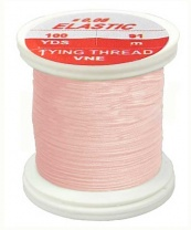 Нить Hends Elastic Thread 213 Light Pink