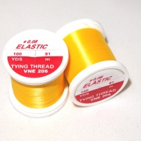 Нить Hends Elastic Thread 206 Yellow
