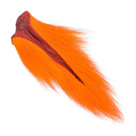 Кусочки хвоста оленя WAPSI Bucktail Medium Orange
