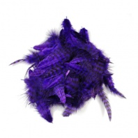 Перья Марабу Hareline Grizzly Marabou Purple