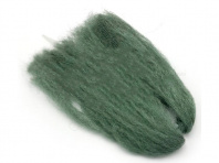 Пряжа Hareline Sparkle Emerger Yarn Dark Olive Dun