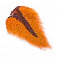 Кусочки хвоста оленя WAPSI Bucktail Medium Burnt Orange