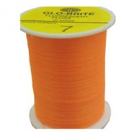 Шелк искусственный Veniard Glo-Brite Floss Neon Orange #07