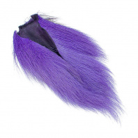 Кусочки хвоста оленя WAPSI Bucktail Medium Lavender