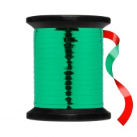 Люрекс UNI Mylar #16 Green/Red