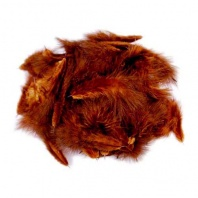 Перья Марабу Hareline Grizzly Marabou Brown