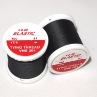 Нить Hends Elastic Thread 201 Black