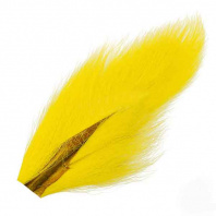 Кусочки хвоста оленя WAPSI Bucktail Medium Yellow