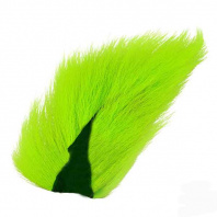 Кусочки хвоста оленя WAPSI Bucktail Medium Fl. Chartreuse
