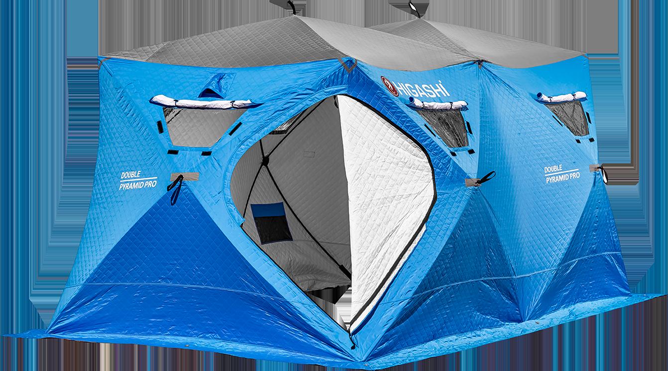 Как выбрать и купить зимнюю палатку