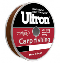 Леска ULTRON Carp Fishing 100 м. фото