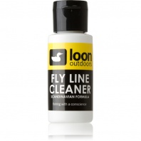 Очиститель для шнура LOON Fly Line Cleaner Scandinavian Formula, фото