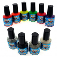 Лаки рыболовные TOHO Dia Color 10ml фото